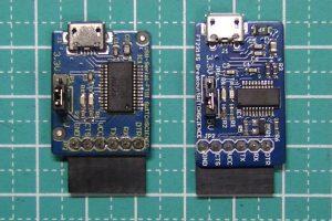旧製品とRev.2の比較