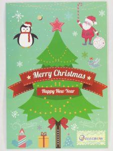 クリスマスカード(1)