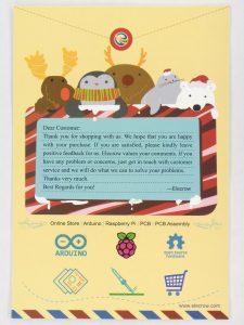 クリスマスカード(2)
