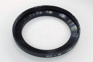 ステップアップリング 40.5mm-49mm