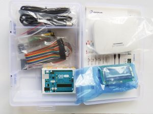 Arduino、ロジックアナライザ、部品類