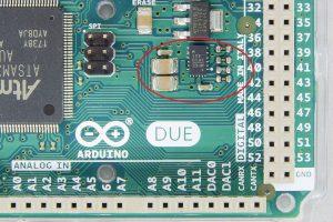 正規品(新)の5V生成回路